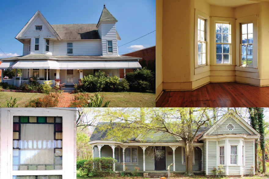 Learn more about the Hall & Graves Houses in Raleigh