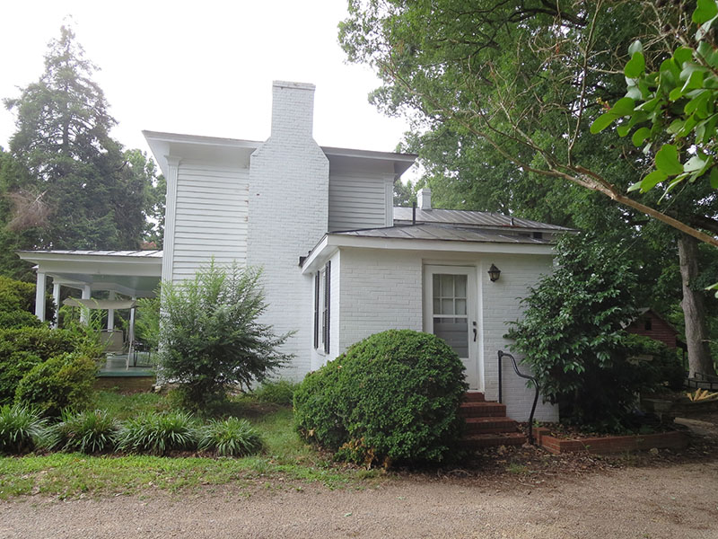 Hillman Barnes House Structure Only Preservation Nc